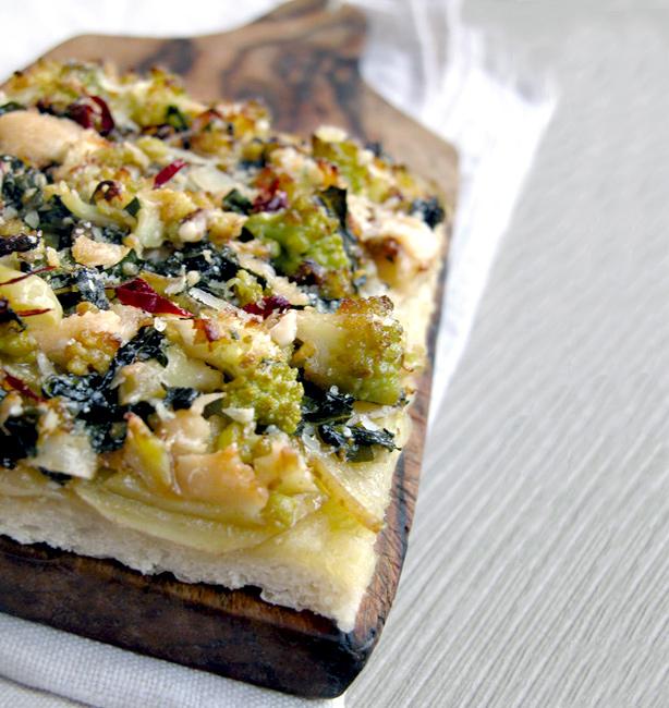 pizza broccoli e patate ricetta