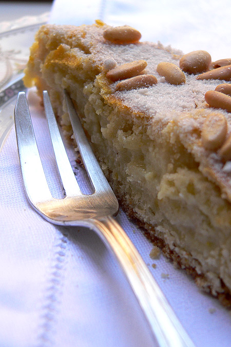 tortadellanonna La torta della nonna