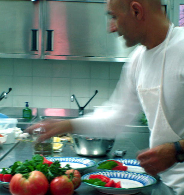 francesco tramontano chef