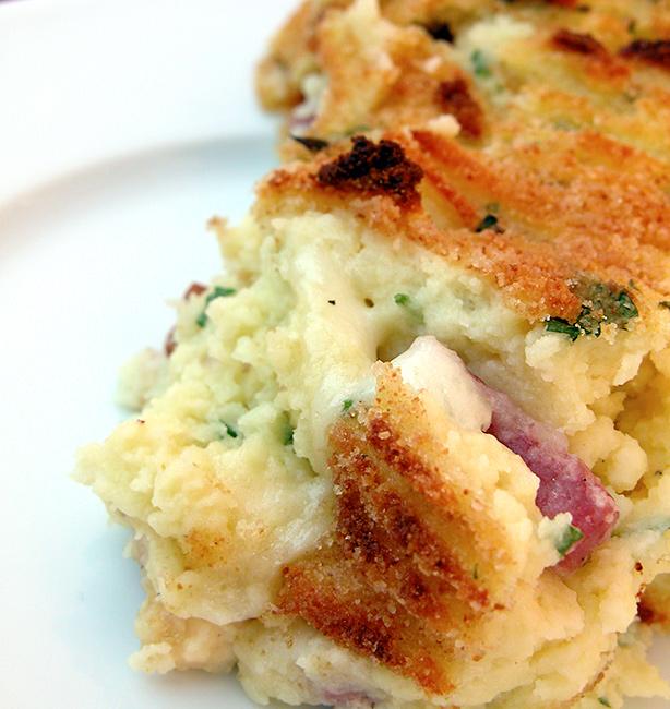 torta di patate napoletana ricetta