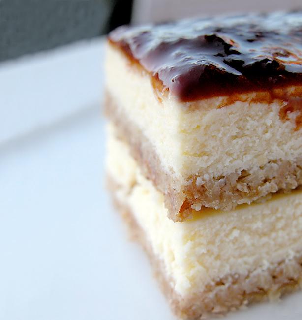 cheesecake con la ricotta