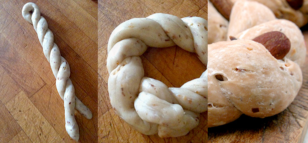 tarallinzognaepepe02 Taralli nzogna e pepe