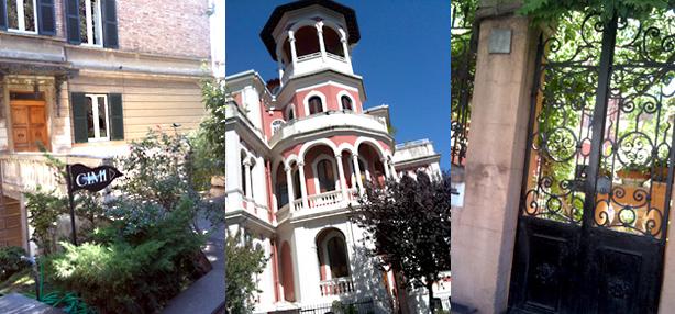 Quartiere Monteverde Roma