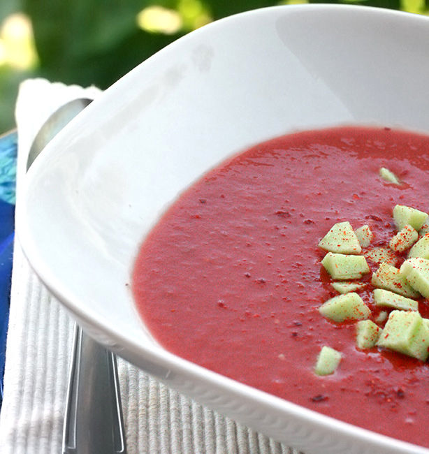 gazpacho ricetta facile