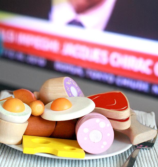 è bello fare colazione quando sei a dieta / terribile