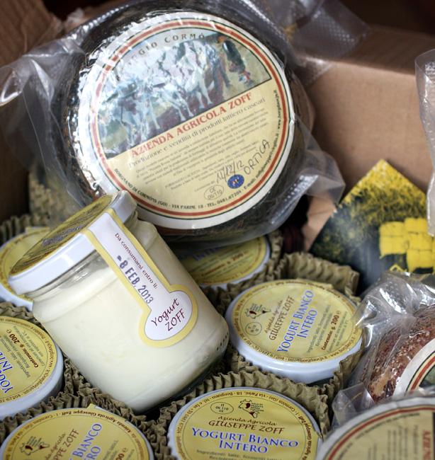 creamcheese02 Cream cheese home made