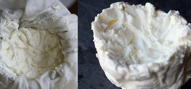 creamcheese05 Cream cheese home made