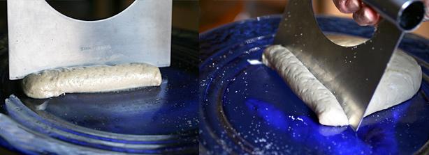grissini con la pasta madre liquida