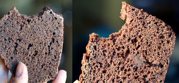 torta al cacao senza grassi
