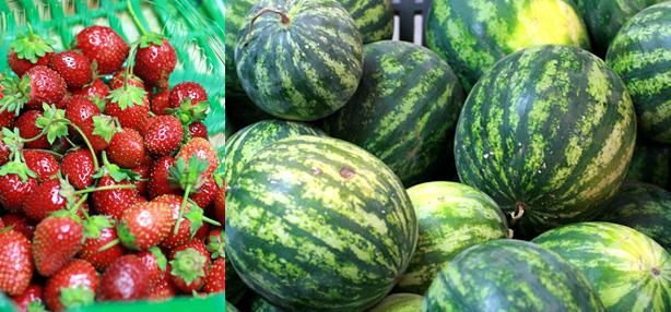 frutta fresca bio lazio