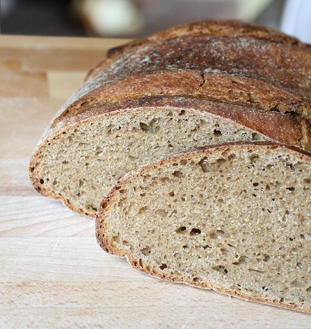 pane di farine antiche