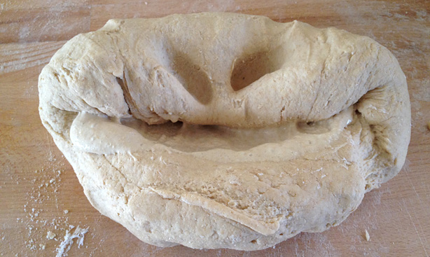 pane con lievito naturale liquido
