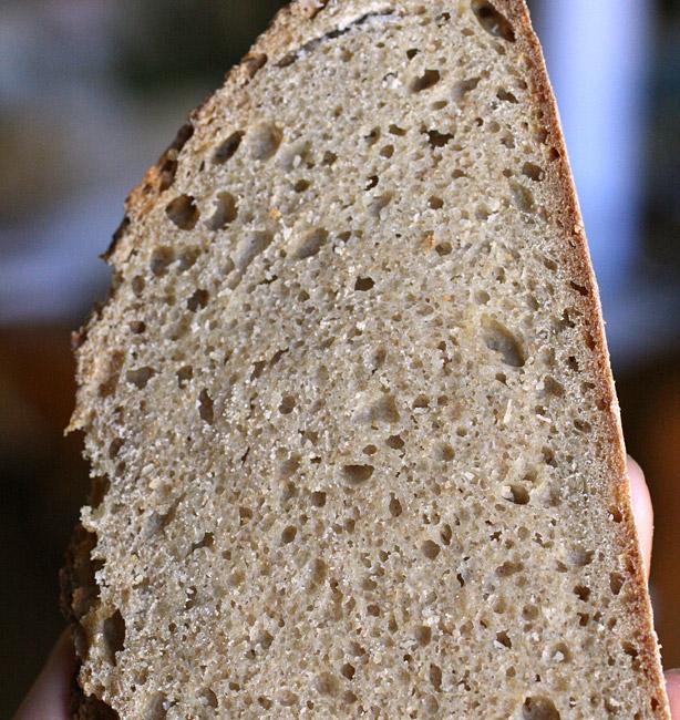 fetta pane grano duro