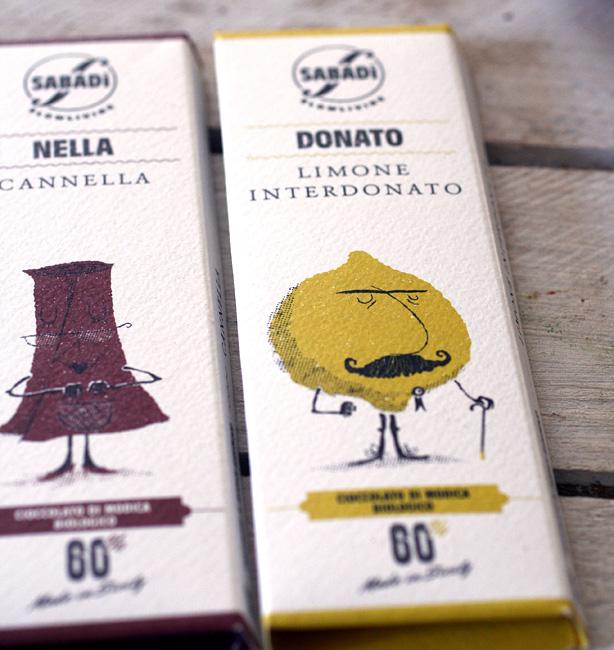 cioccolata al limone