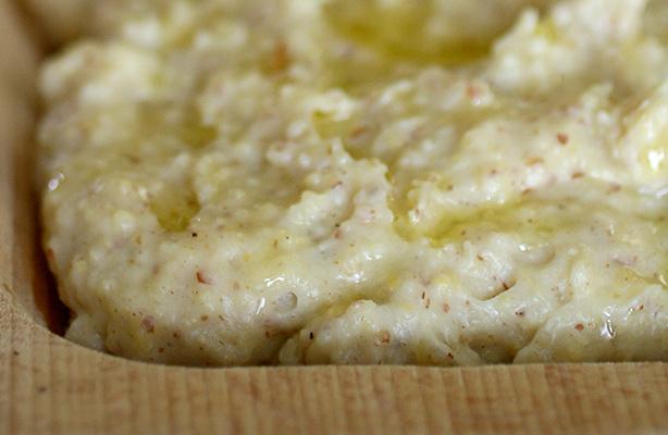 polenta al formaggio ricetta