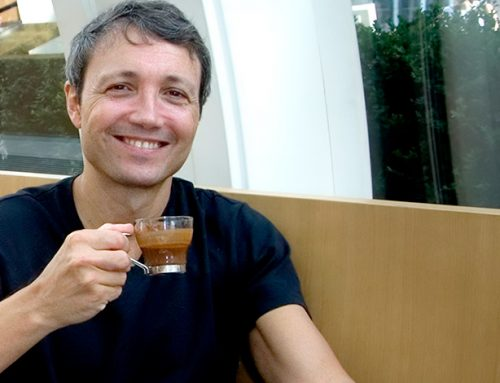 Gianluca Franzoni, l'hidalgo del cioccolato