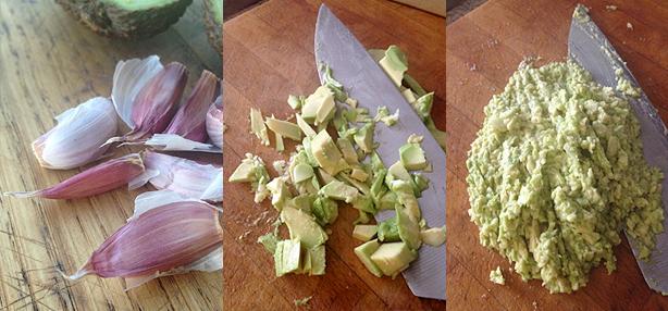 avocado ricetta