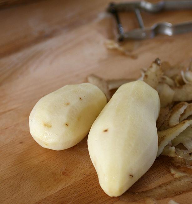patate pelate