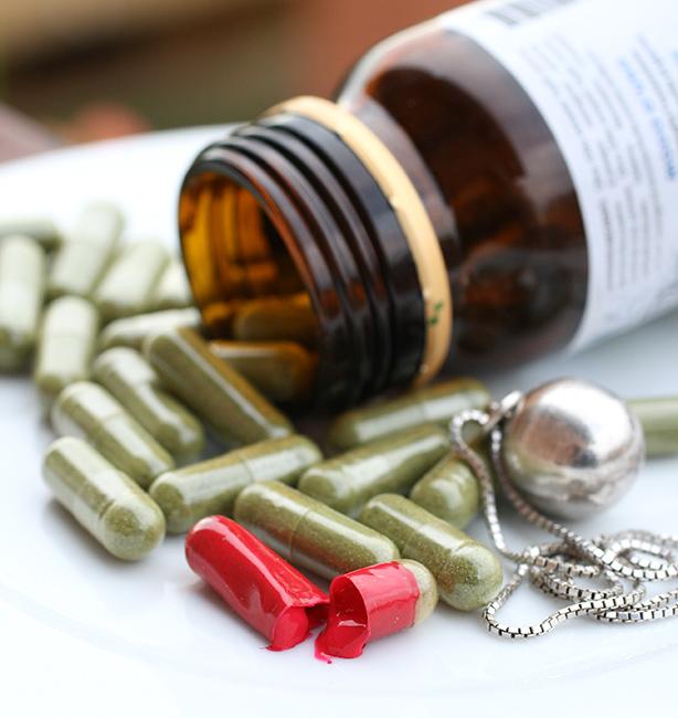 eritrosina e acido folico