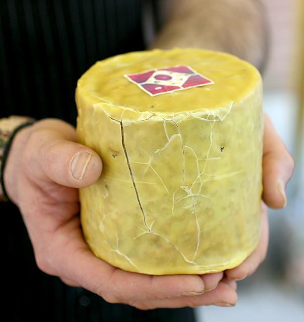 formaggio cerato