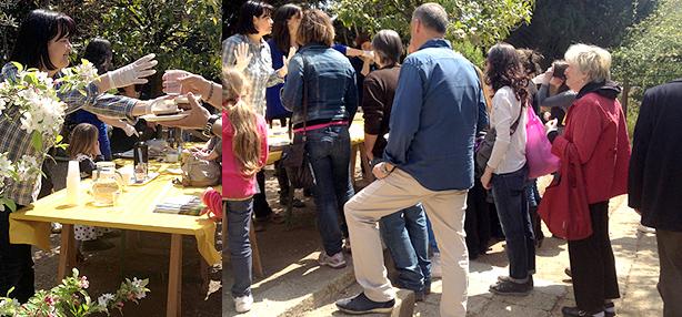 mercatino biologico roma