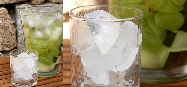 acqua aromatizzata melone