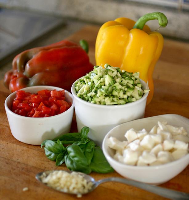 peperoni ripieni ingredienti