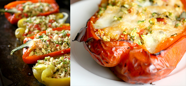 peperoni ricetta veg