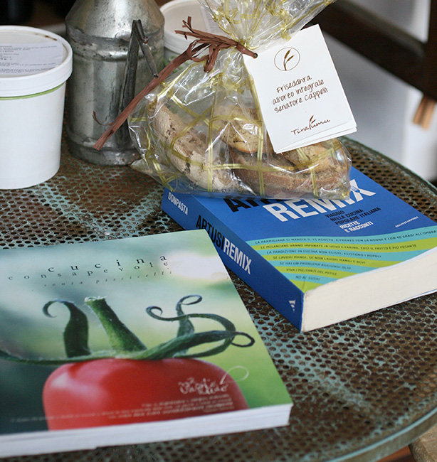 libro di cucina bio