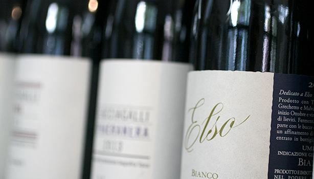 vino biologico roma