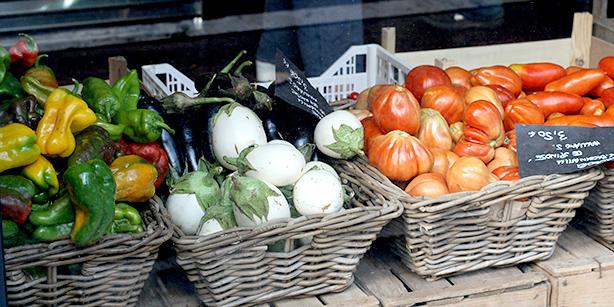 verdura biodinamica