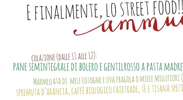 street food bio roma