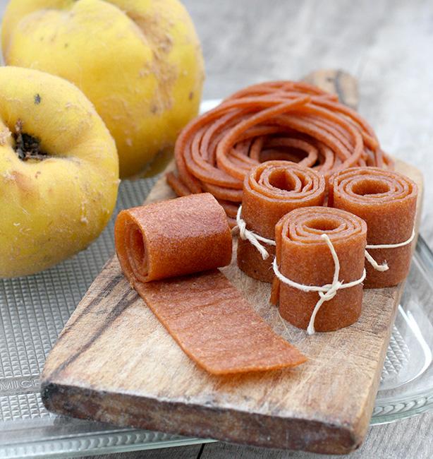 nastri di frutta