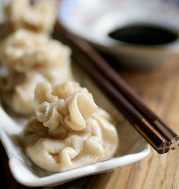 dumplings di ricotta