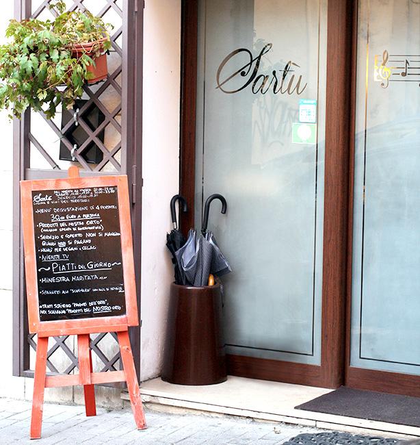 sartù ristorante Napoli vomero