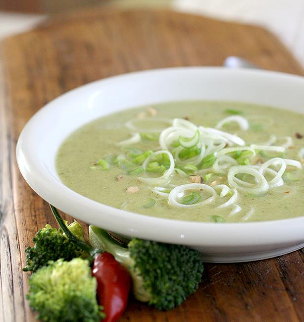 ricetta creativa con i broccoli