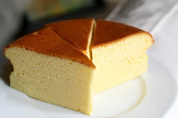 cotton japanese cheesecake