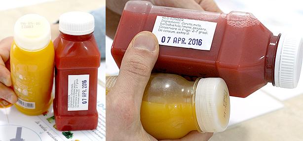 succhi di frutta bio
