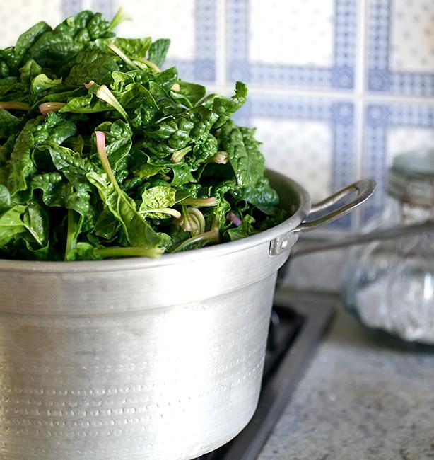 spinaci ricetta facile