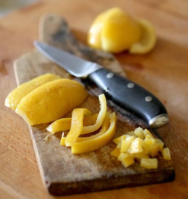 come usare limoni confit