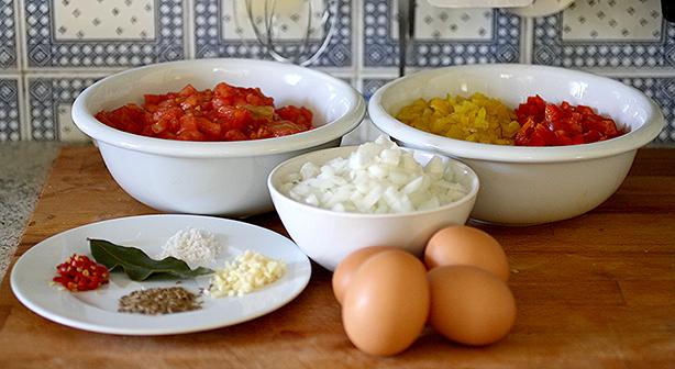 ricette insolite uova