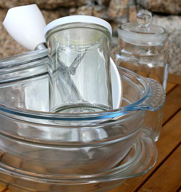 alternative alla plastica in cucina