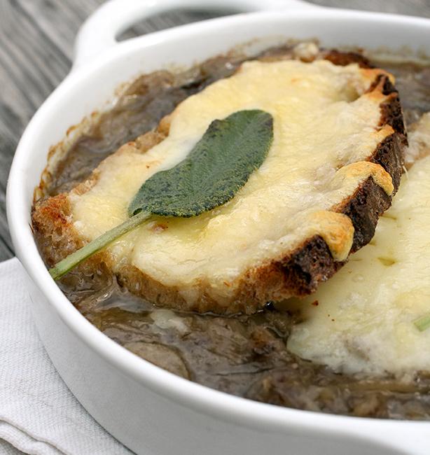 onion soup english way