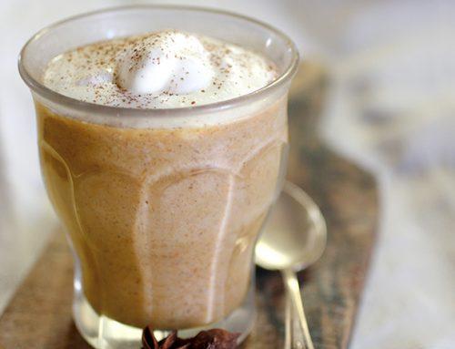 Pumpkin chai latte e buon anno nuovo!