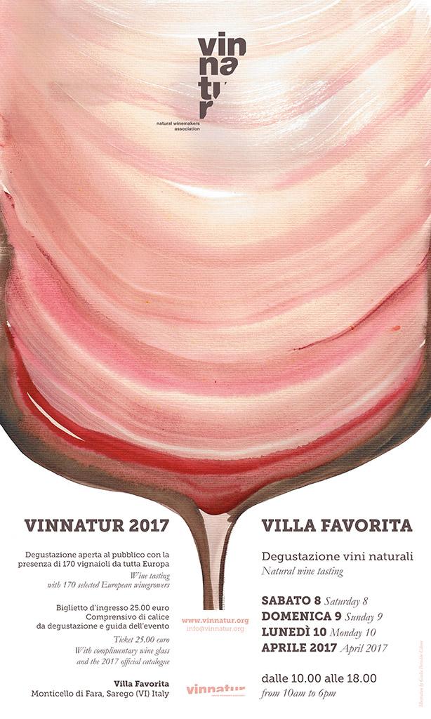 locandina Vin Natur 2017