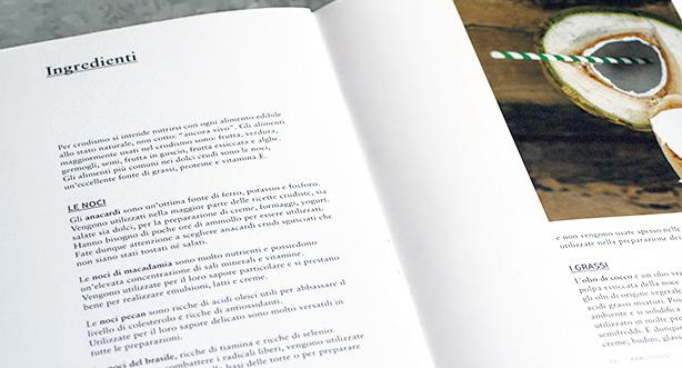 libro cucina crudista
