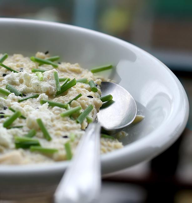 ricetta salata con il miglio
