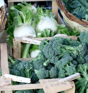 ortaggi biodinamici roma
