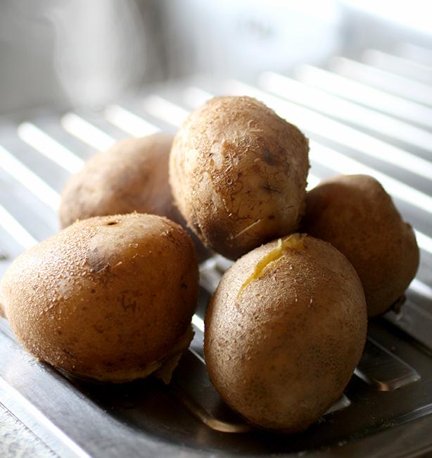 come bollire le patate