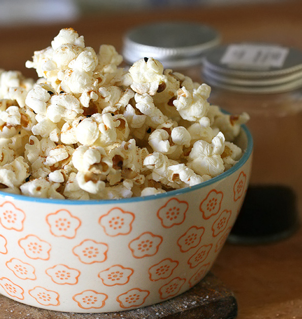 popcorn ricetta veloce